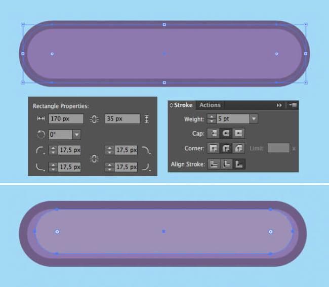 Tutorial Membuat Vektor Telur di Adobe Illustrator CC 08
