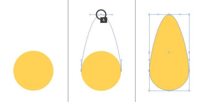 Tutorial Membuat Interior Flat Desain Flat di Adobe Illustrator CC 04