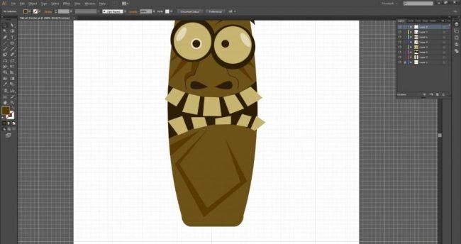 tutorial-desain-karakter-tiki-art-menarik-di-adobe-illustrator-cc 29