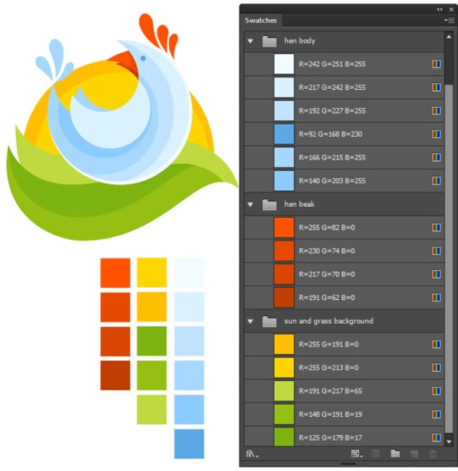 tutorial-membuat-pictorial-mark-logo-flat-chicken-di-adobe-illustrator 20