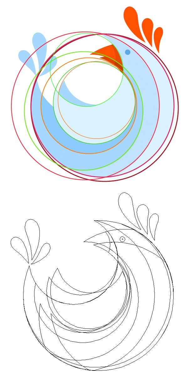 tutorial-membuat-pictorial-mark-logo-flat-chicken-di-adobe-illustrator 21