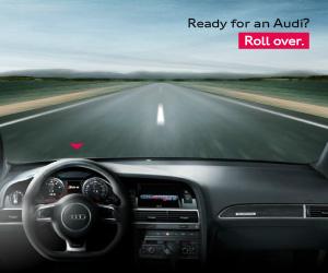 Audi - Curves
