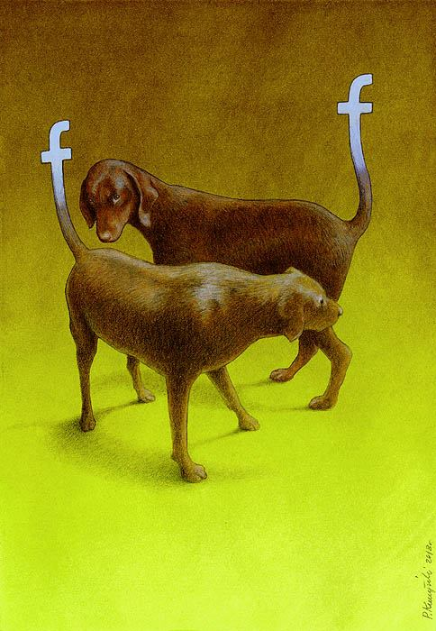 Thought Provoking Paintings By Pawel Kuczynski 24