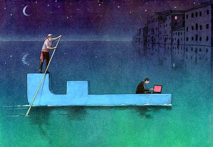 Thought Provoking Paintings By Pawel Kuczynski 32