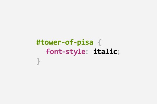 CSS Puns - Web-Design Funny Jokes - 14