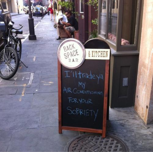 40 Funny And Creative Bar Signs Thatll Make You Step In