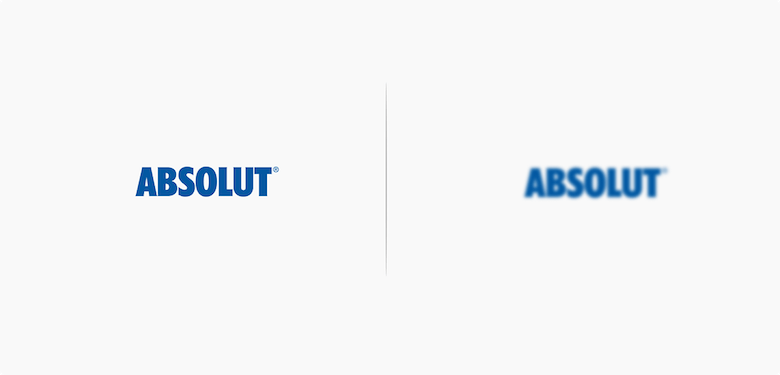 Famous logos affected by their products - Absolut