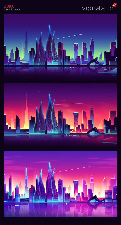 Digital Buildings Dubai