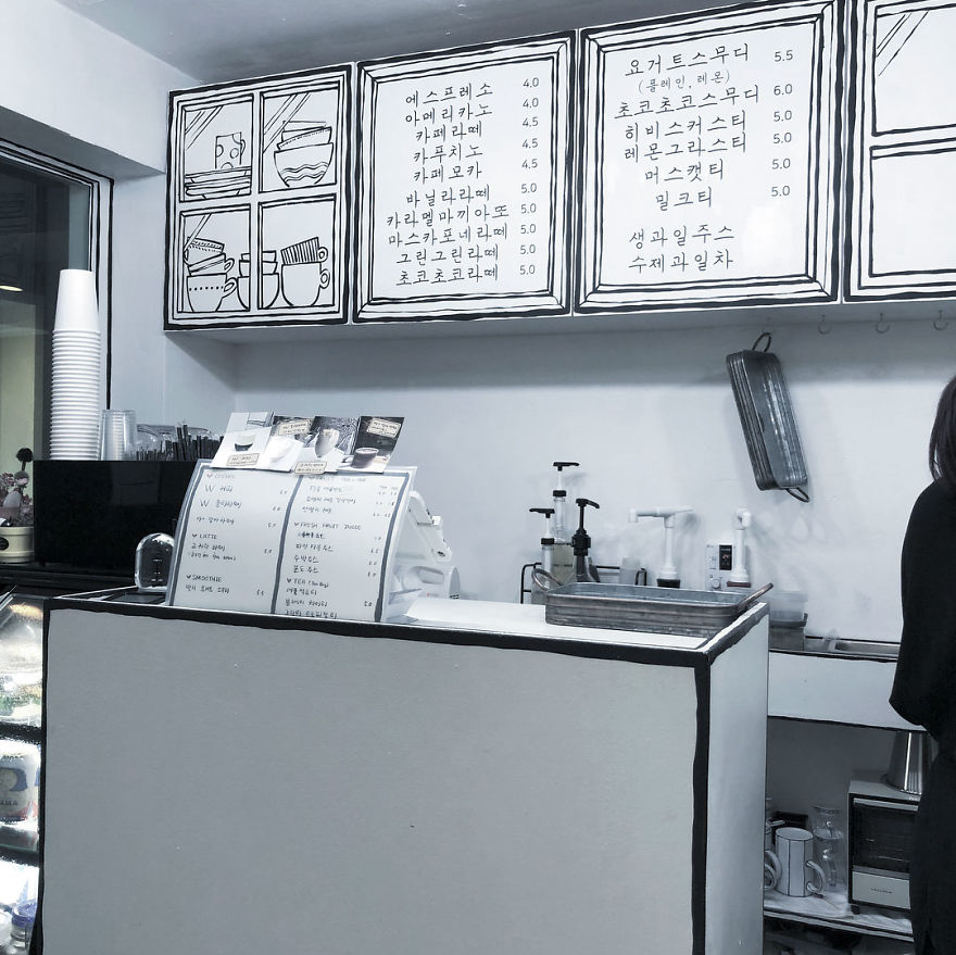 This Amazing Cafe Will Make You Feel Like Youve Walked Into A Comic Book