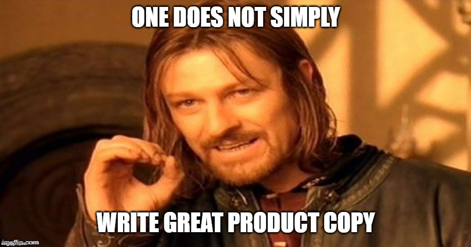 product-copywriting