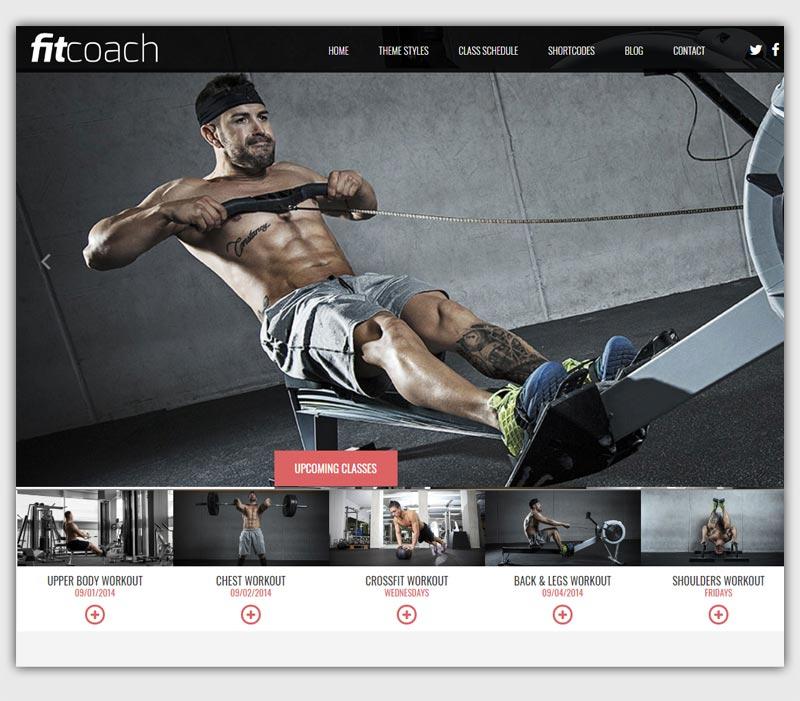 fitcoach-theme-gratuit-WordPress-responsive