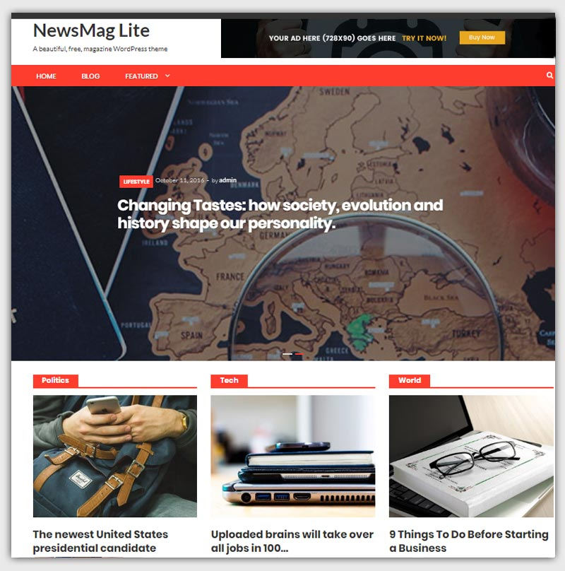 newsmag-theme-gratuit-WordPress-responsive