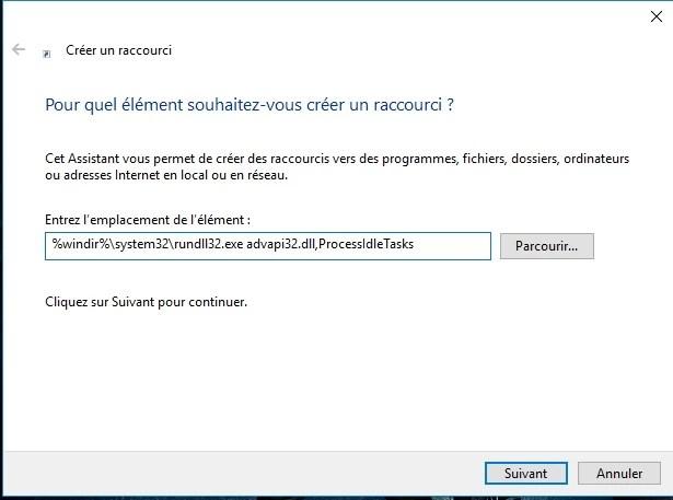 Comment vider mémoire cache windows 10