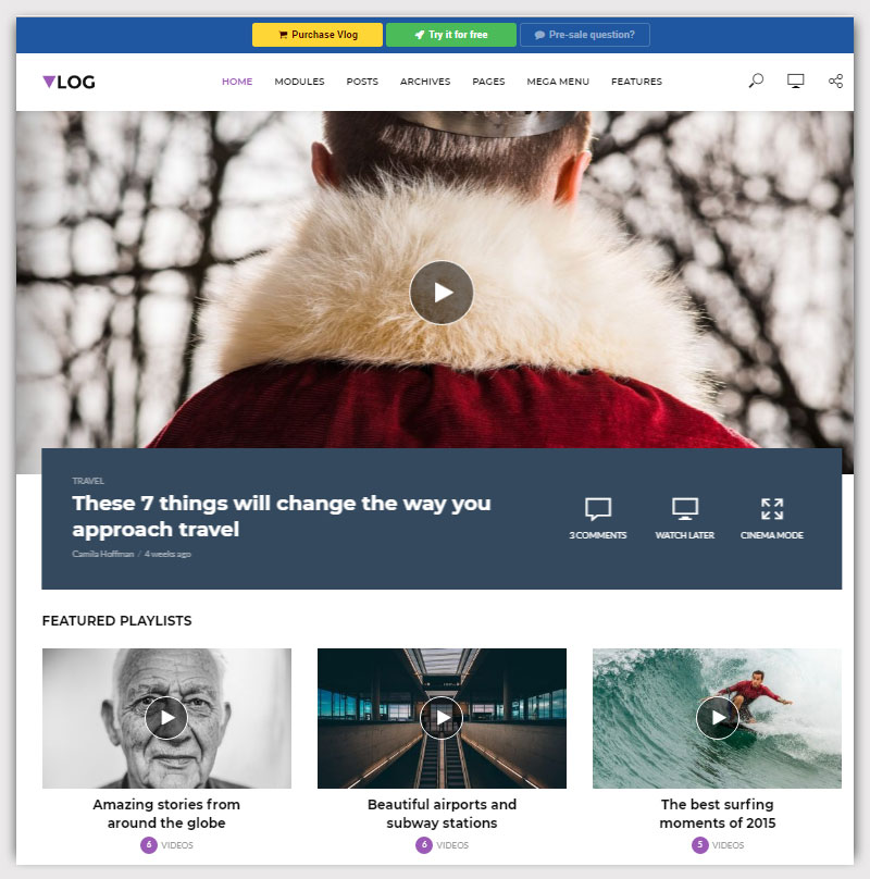 vlog-Viral-Magazine-WordPress-Theme-buzz