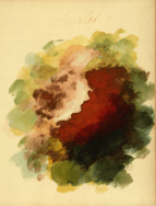 Mary Gartside Scarlet composition from her essay on light and shade