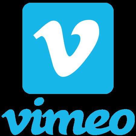 Vimeo Logo 450x450