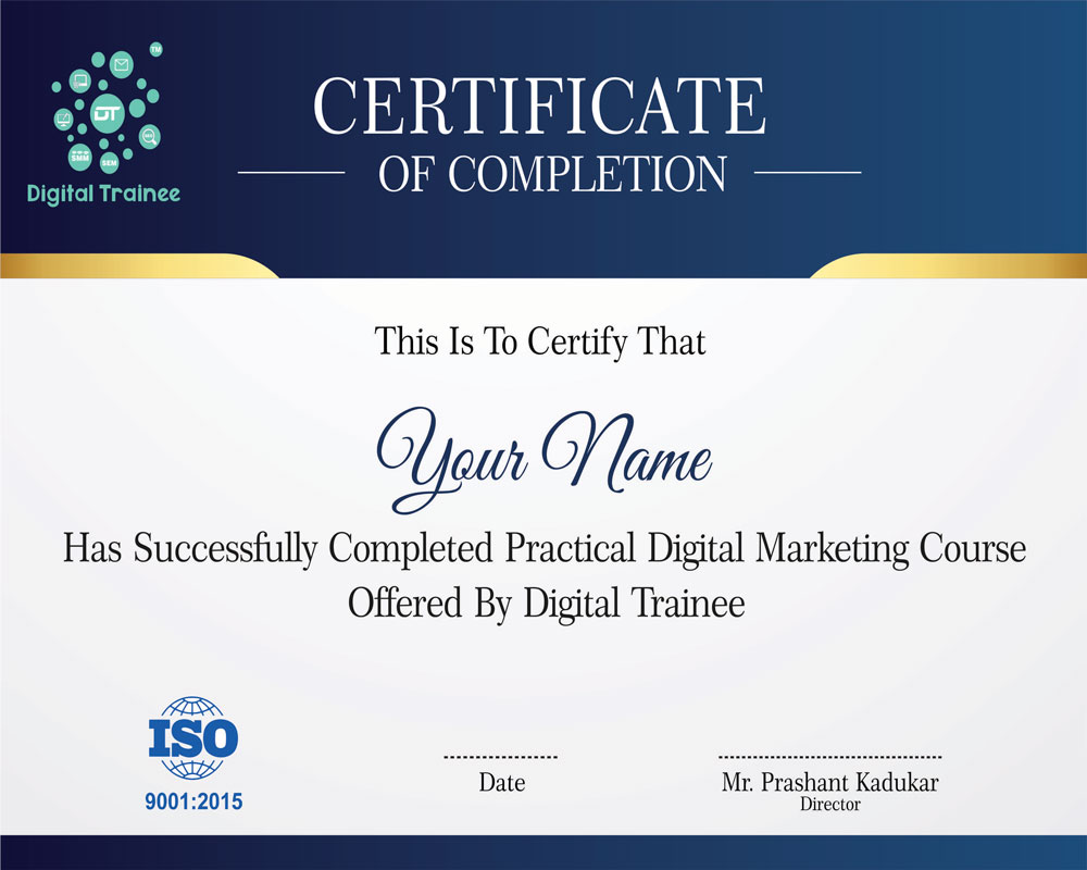 I&aposm a freelance writer who has experience trying various online courses. Free Online Digital Marketing Course In India With ...