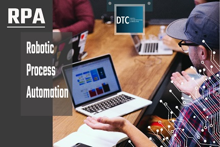 ROBOTIC PROCESS AUTOMATION CON DTC