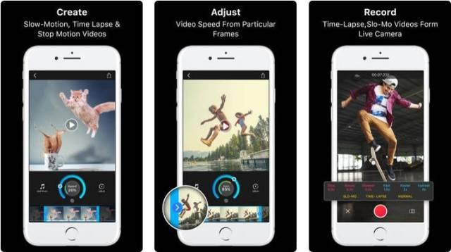 aplikasi pembuat video slow motion