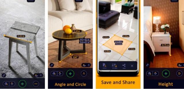 Aplikasi Pengukur Dimensi Objek Terbaik