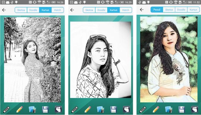 Rekomendasi 4 Aplikasi Edit Foto Sketsa Terbaik Untuk Android