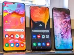Cara Menggunakan Split Screen di Galaxy A Series 2019