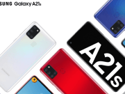 Cara Screenshot Samsung Galaxy A21s