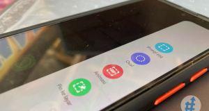 Cara Screenshot Samsung Galaxy A51