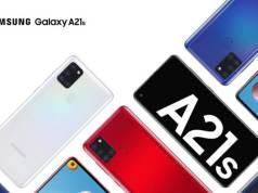 Cara Mengaktifkan Ketuk Layar 2x di Samsung Galaxy A21s