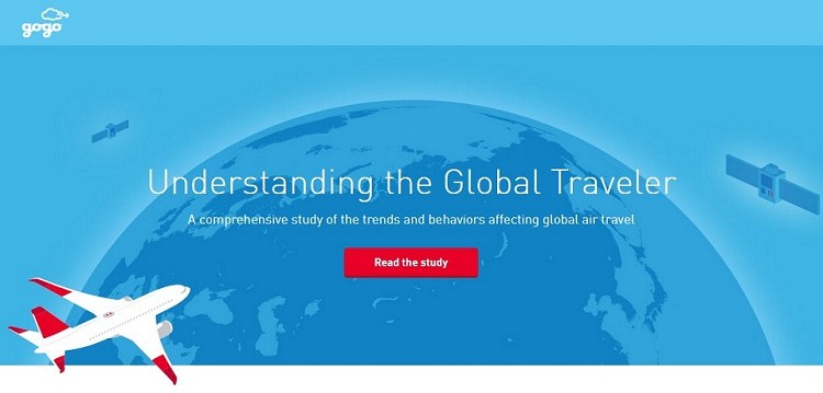 Gogo Internet Undertook Improvements for Airline Web