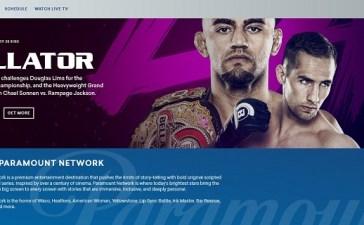 Sling TV Rebranded as Paramount Network for Viacom TV