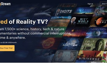 CuriosityStream Is Now Accessible on VIZIO's SmartCast TV