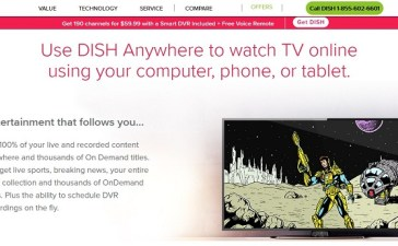 Dish Network Allots Up to $1 Billion for Its 5G Internet Project