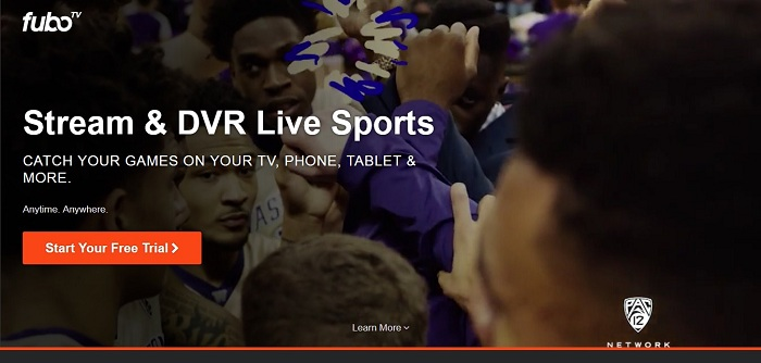 FuboTV Streaming Service Expands Affiliates to Different Areas