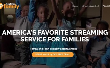 UP Faith and Family Brings Family-Friendly Content to TV