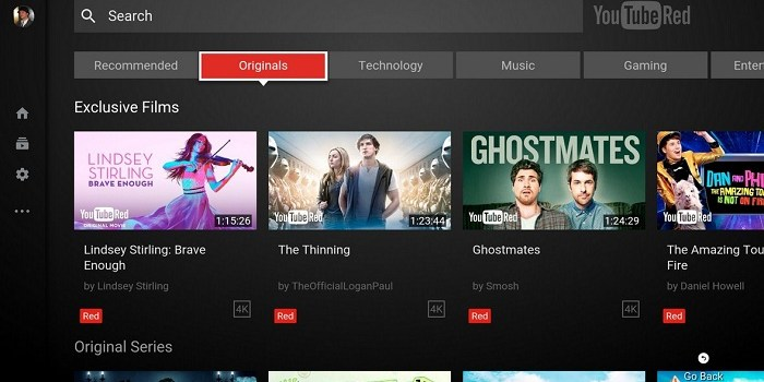 YouTube TV Rolls Out New Update Users Can Now Switch Accounts