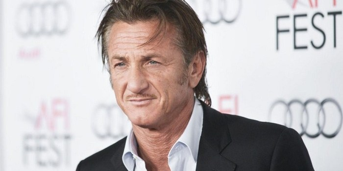 Sean Penn to Reduce Time on Acting Due to Netflix