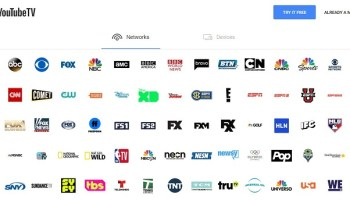Countless Channels to Look Forward to on YouTube TV