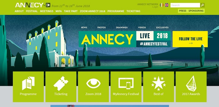 Chinese Animators Go Global With New Pavilion at Annecy Festival