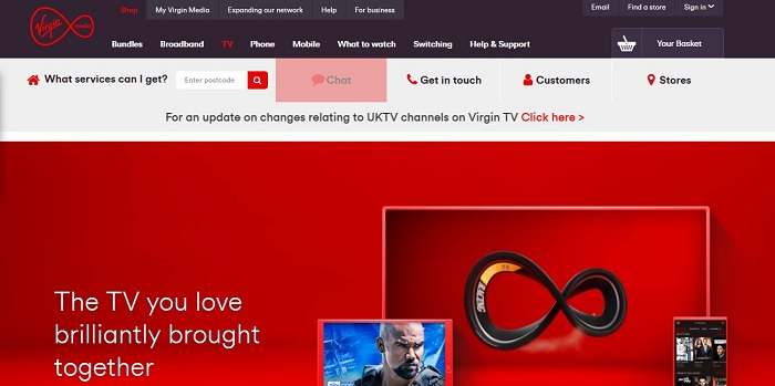Backlash from Livid Customers as Virgin Media Axes UKTV Channels