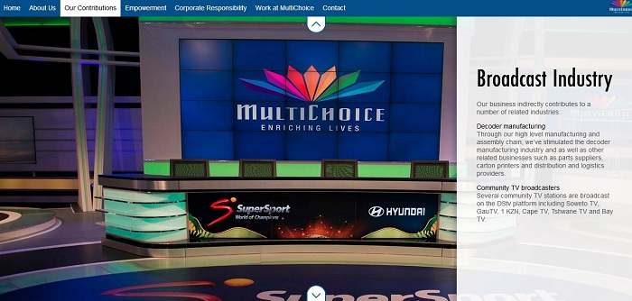 multichoice ceo netflix must honor south african laws tax culture