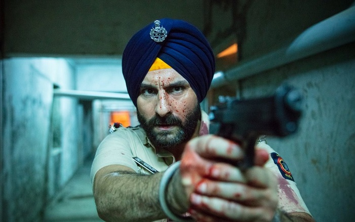 Netflix Releases 1st Indian Series 'Sacred Games'