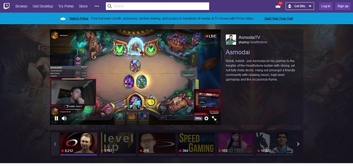 More Ad Dollars Push Amazon to Diversify Twitch
