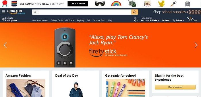 Amazon's Free Dive Streaming Service a Potential Threat to Roku
