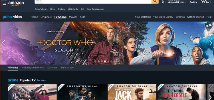 Amazon-StackTV Team Up to Deliver Live TV Streaming to Canada Prime Video App
