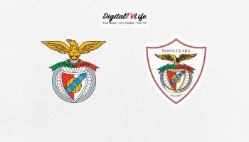 Benfica vs Santa Clara