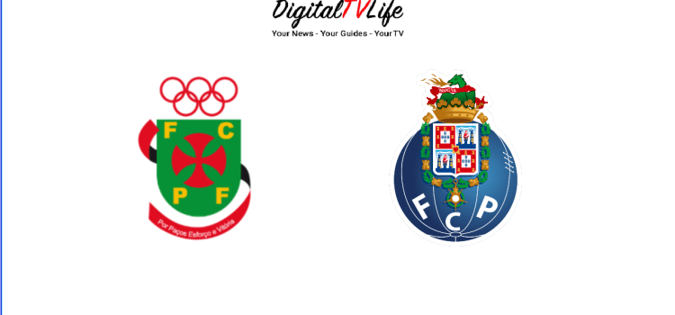 Pacos Ferreira vs Porto