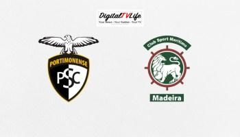 Portimonense vs Maritimo