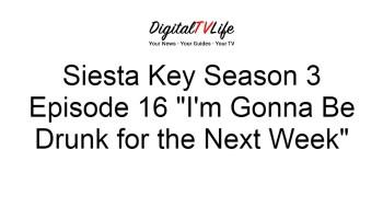 Siesta Key Season 3 Episode 16
