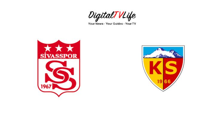 Sivasspor vs Kayserispor